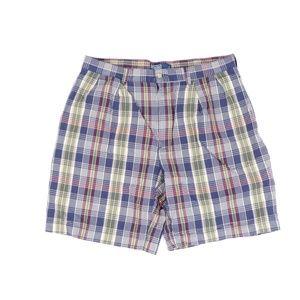 Vintage Polo Ralph Lauren Plaid Chino Shorts